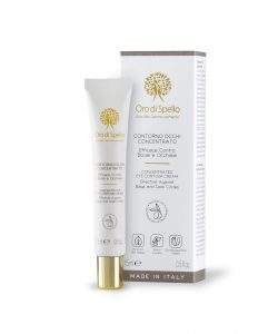 "ORO DI SPELLO Koncentruotas paakių kremas ""Concentrated Eye Contour Cream"", 15 ml"