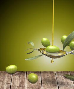 Alyvuogių aliejus maistui